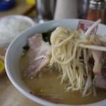 江別小麦の自家製麺を使った名店「昇龍」のラーメン【北海道江別市元町】