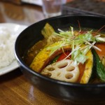 大麻東町のスープカレー店「モンキーマジック」【北海道江別市大麻】