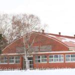 [江別写真] 江別小学校(2015冬)
