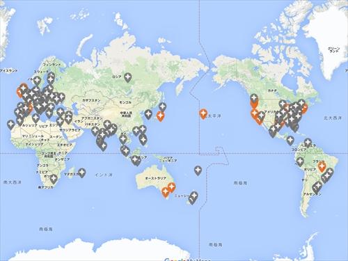 世界のローカルガイドコミュニティ