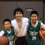 野幌でバスケットボールが熱い!? レバンガ北海道バスケットボールアカデミー