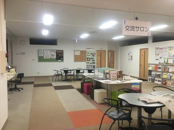 江別市民活動センター・あい交流室