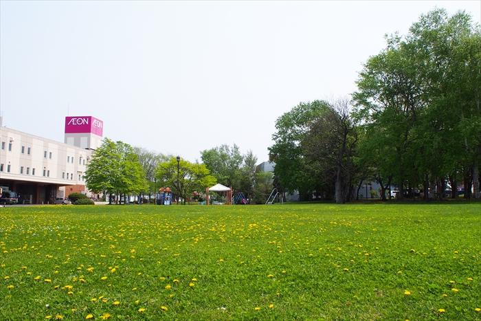 かわなか公園草原