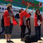 大麻・文京台地区の市民夏祭り 地域おこし協力隊員奮闘記