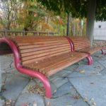 【マニアックリポート】イカしたベンチを探せ!文京台南町公園