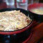 カツ丼はやっぱり大衆食堂に限ります。緑町東の「味政食堂」【北海道江別市】