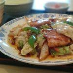 回鍋肉レポート第6弾_「チャイニーズキッチン味彩」え?こんなの初めて!【北海道江別市】