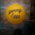 新規オープンのクレープ屋「yummy Eggs」オープン日に行ってみた!【イオンタウン江別店】