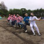 保護者も仮装で大満喫?!野幌小学校の大運動会!