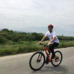 江別市でサイクルツーリズム!?角山に自転車を快適に走れる道がある【北海道江別市角山】