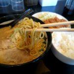 「麺や 虎鉄 大麻店」で定食といえば普通サイズのラーメンが味噌汁がわり。これ定説です【北海道江別市】