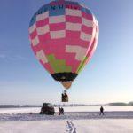【濃厚レポート】飛べ、カルミア号。酪農学園大学の熱気球愛好会。