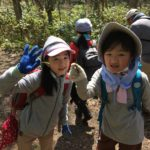 野幌小学校 森林公園へ春の遠足、子どもたち自作のお弁当も!