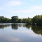フットパスが散歩に最適。中津湖を知っていますか?【江別市中島】