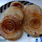 野菜をたくさん食べて健康になろう!江別市保健センター監修の野菜レシピ「玉ねぎステーキ」