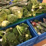 江別が誇る健康野菜ブロッコリー。 コロナに負けない身体を作ろう!